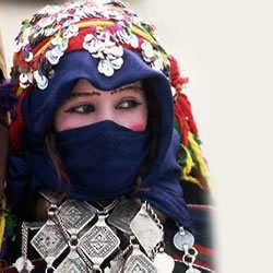 Imilchil Marriage Festival in Ait Hdidou tribes in High Atlas Mountains in Morocco (3/4)
