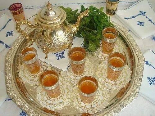I Moroccan charming diverse culture. (3/3)