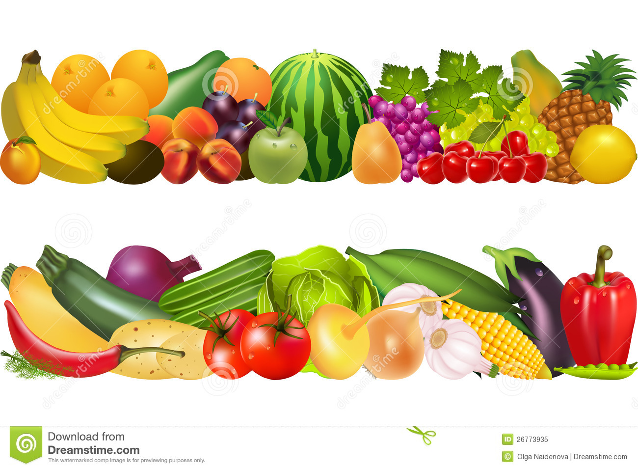 is it healthy to only eat fruit olive vegetable or fruit